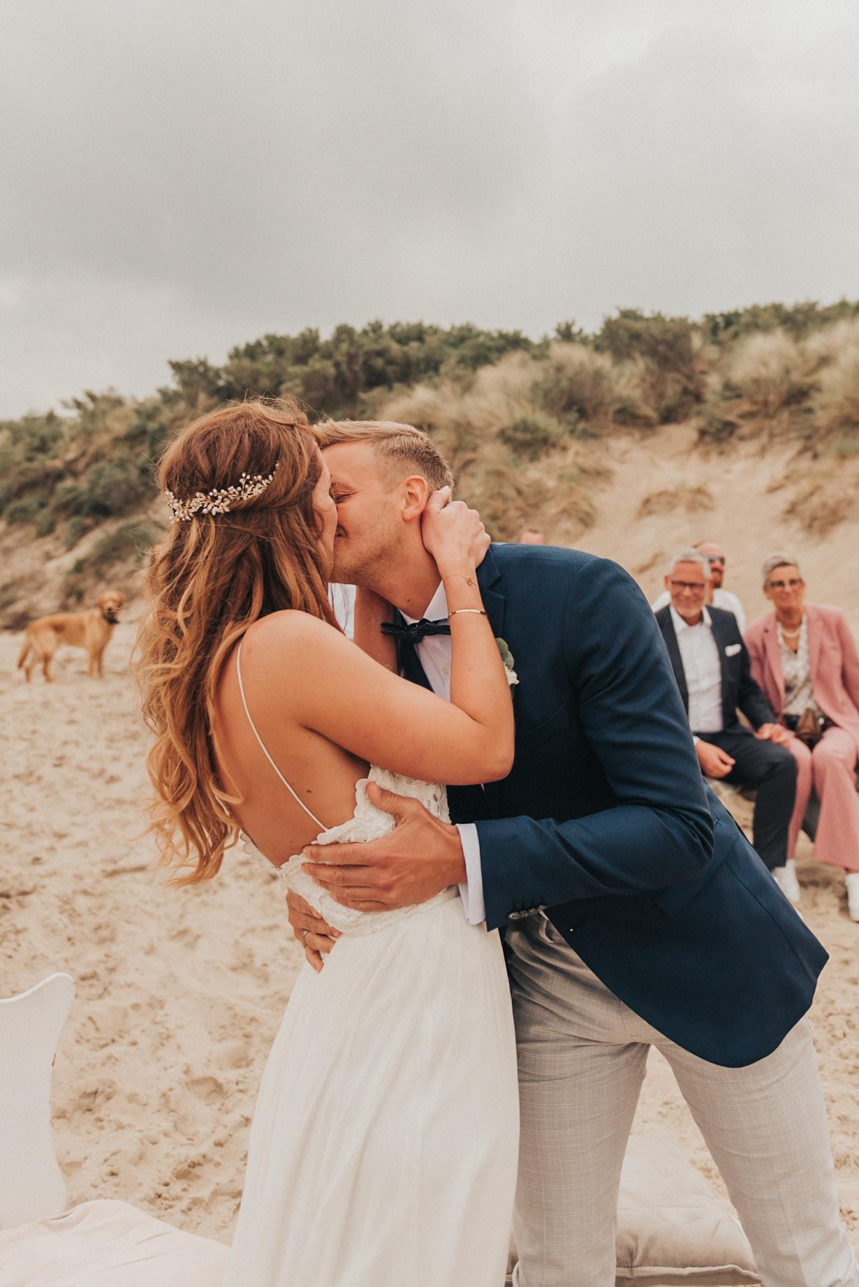 Strandhochzeit Hochzeitsfotograf