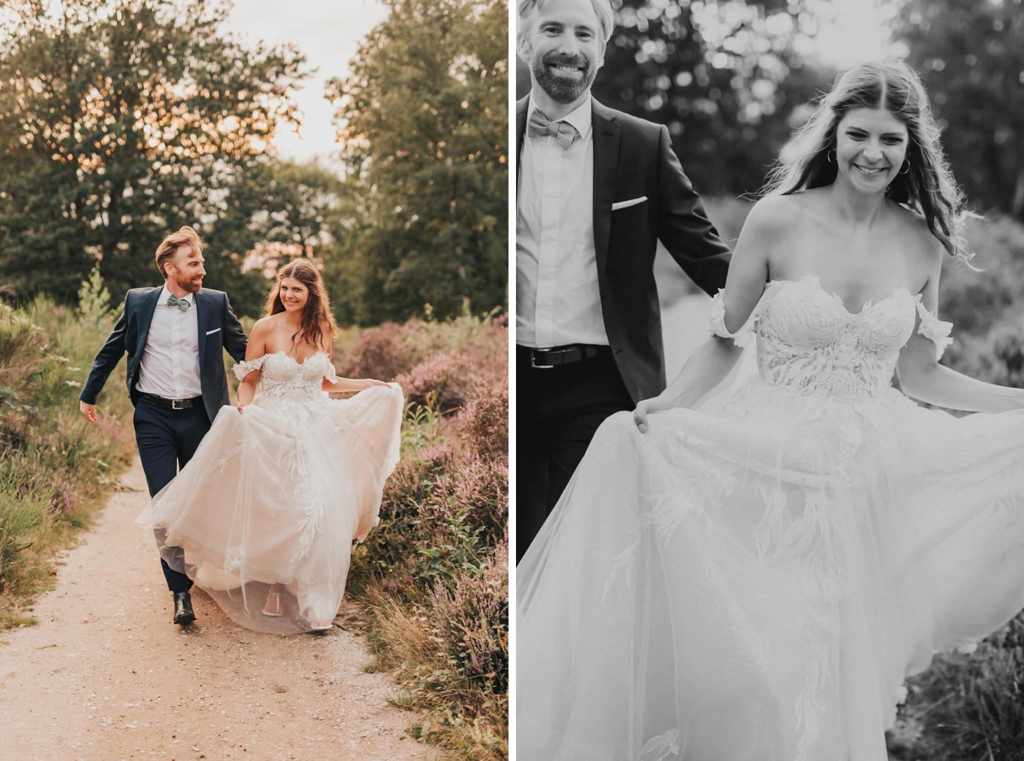 Hochzeitsfotograf Köln, Hochzeitfotograf Bonn, After-Wedding-Shooting Wahner Heide